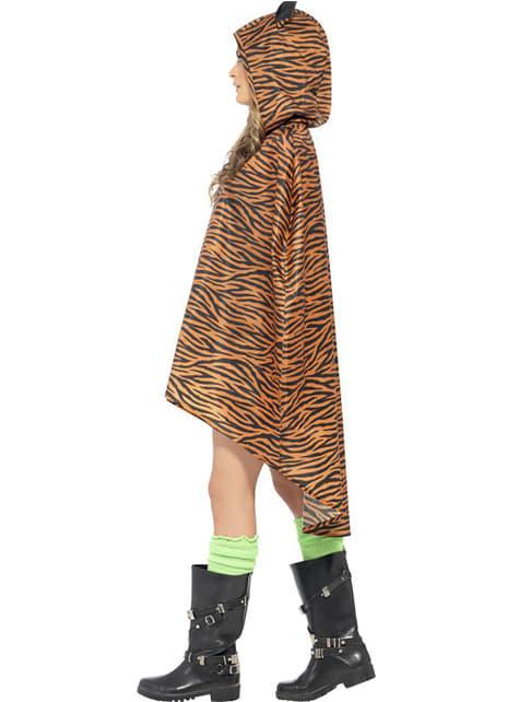 Party Poncho Tigre - barato