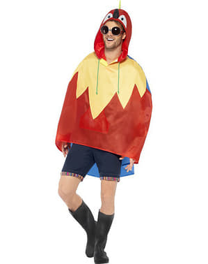 Party Poncho Pappagallo