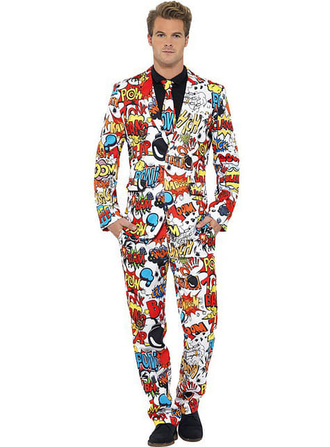 Κοστούμι με Κόμικς