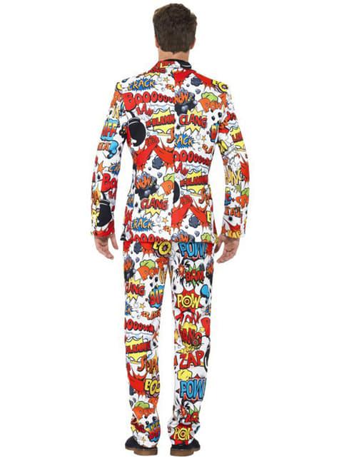 Comic Strip suit