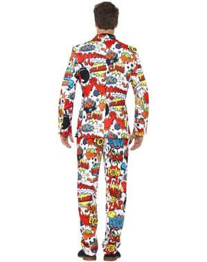 Originální oblek komix