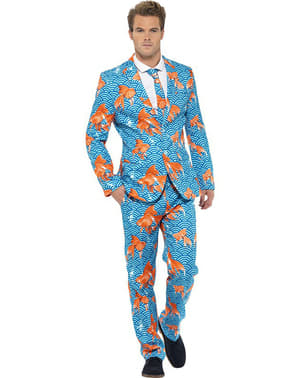 Costume Motif Poisson