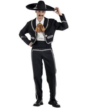 Tradisjonell Mariachi kostyme