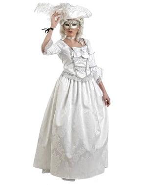 Costum de venețiană balul măștilor