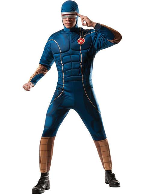 Cyclops X男性用コスチューム