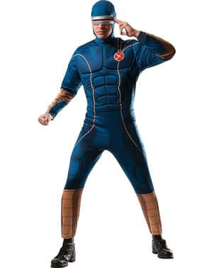 Fato de Ciclope X-Men para homem