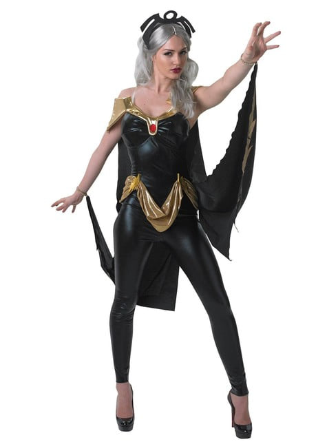 Storm Marvel costume for a woman