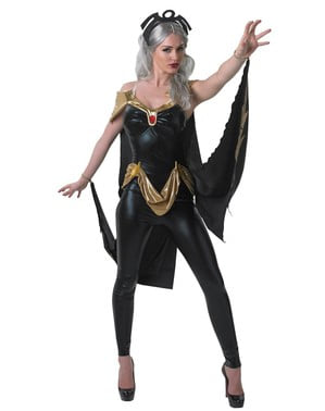 Marvel Storm kostume til kvinder