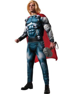 תחפושת דלוקס Thor מארוול עבור גבר