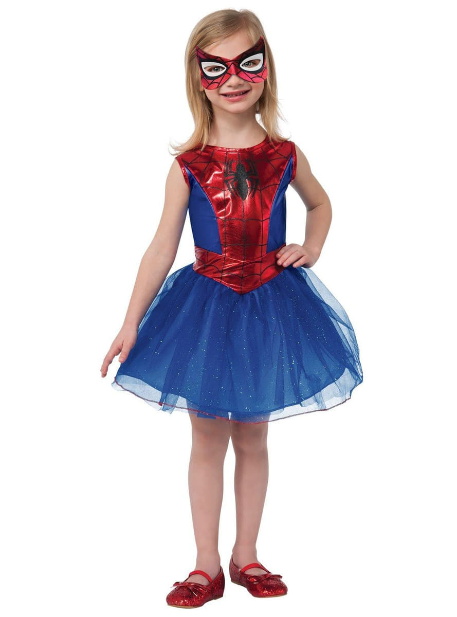 Spidergirl plus adult costume