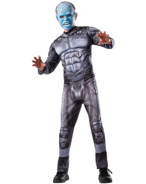 Electro The Amazing Spiderman 2 Kostyme for Barn