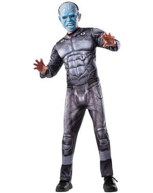 Fato de Electro d' O Fantástico Homem-Aranha 2 para menino