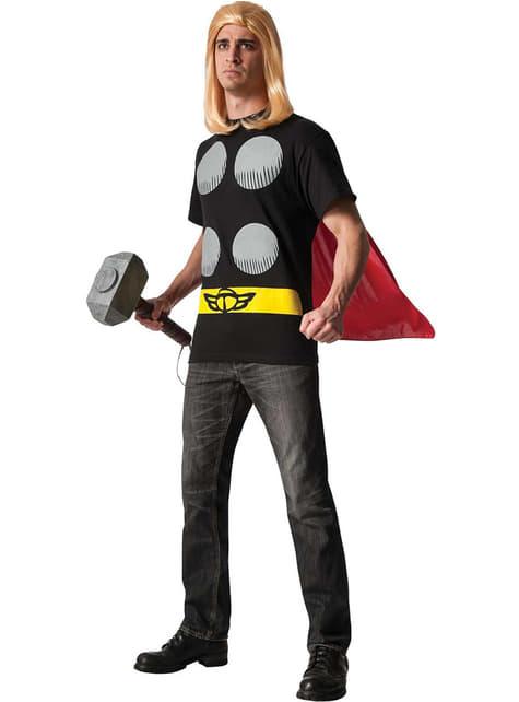 Kit disfraz de Thor para hombre