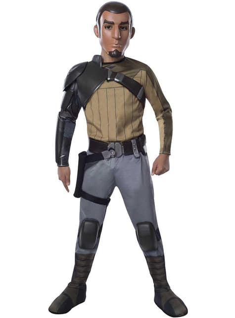 Disfraz de Kanan Star Wars Rebels deluxe para niño
