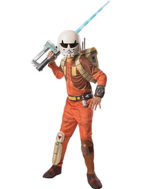 Deluxe Ezra Star Wars Rebels costume for Kids