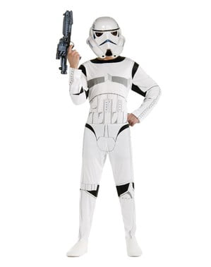 Costume da Stormtrooper da adulto