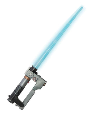 Ezra Star Wars Rebels lightsaber