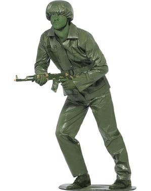 Soldaterfigurkostume til mand
