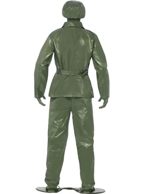 Costume da soldatino giocattolo da uomo