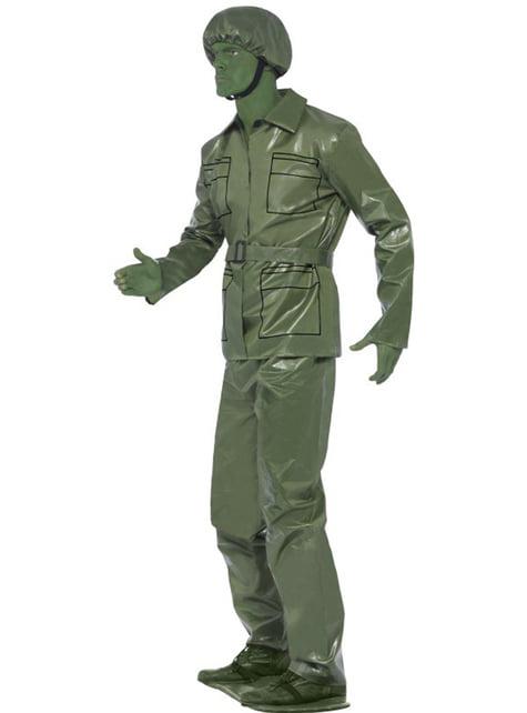 Disfraz de soldadito de juguete para hombre - original