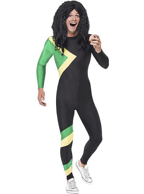 Jamaicaanse vlag kostuum