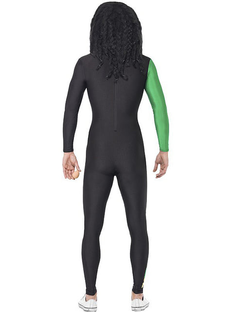 Jamaican hero costume for a man