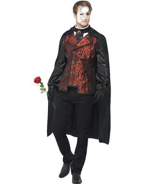 Fantóm opery kostým