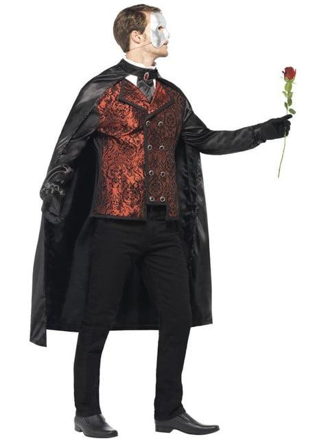 Phantom Of The Opera Costume The Coolest Funidelia