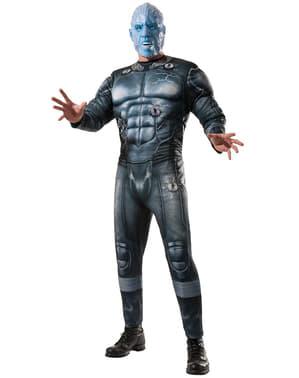 Costume da Electro The Amazing Spiderman 2 da uomo