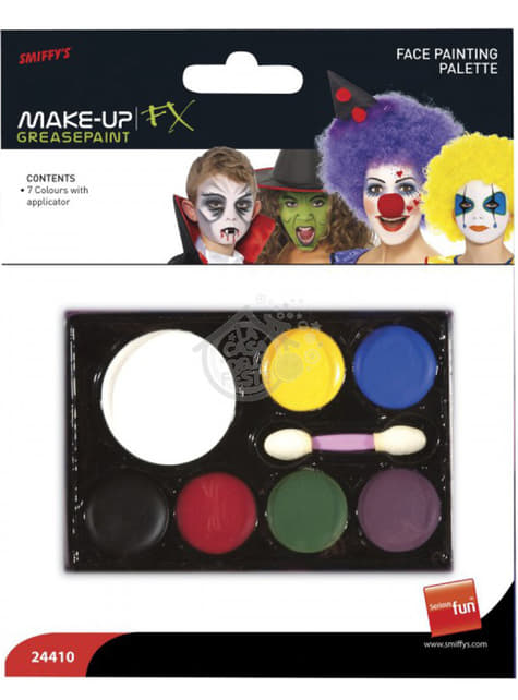 Kit maquillage visage
