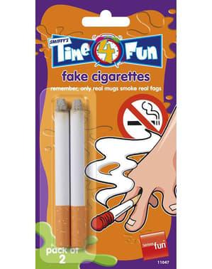 Cigaretták fogása