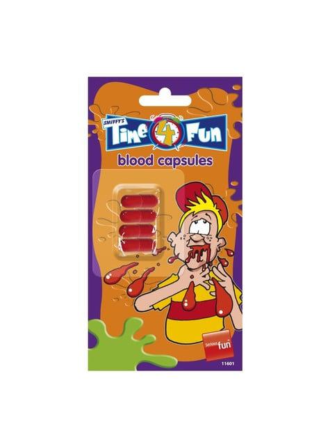 Pilule de faux sang