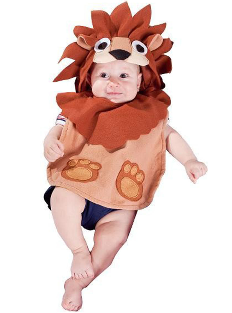 Little Lion Baby Costume Buy Online At Funidelia  sc 1 st  Meningrey & Little Baby Lion Costume - Meningrey
