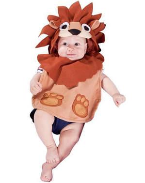 Costume da leoncino per neonato