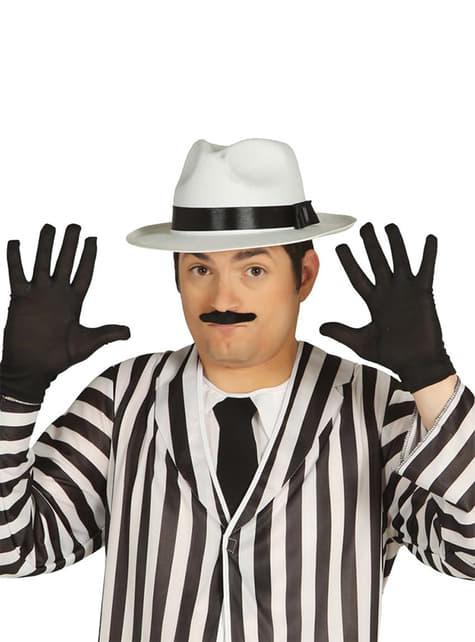 Rękawiczki czarne dla damy