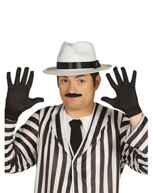 Dámské rukavice černé
