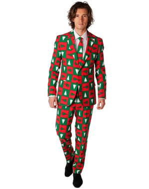 Traje de Árboles Navidad - Opposuits