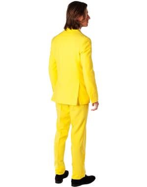 Originální oblek Opposuit žlutý