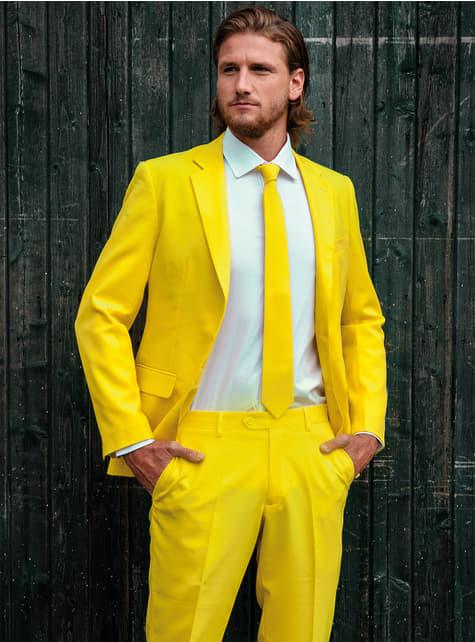 Yellow Fellow Opposuit suit