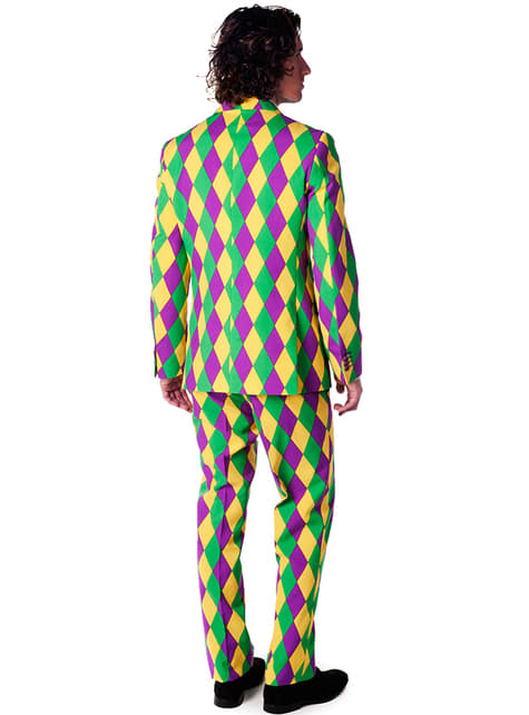Costume Mardi Grass