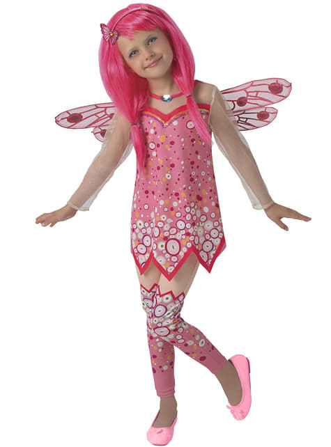 Deluxe Mia and Me costume for a girl