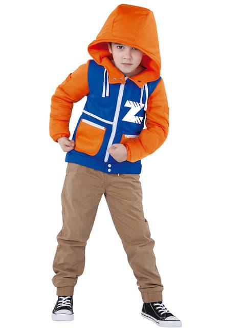 Disfraz de Invizimals Equipo Z1 para niño