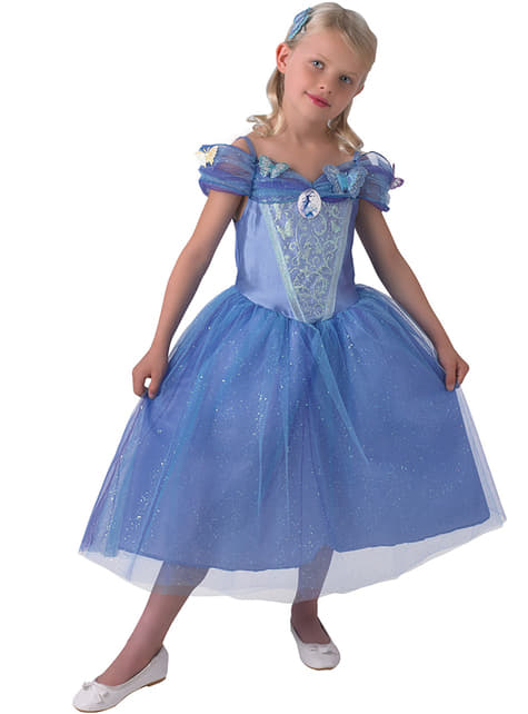 The Cinderella Movie costume for a girl