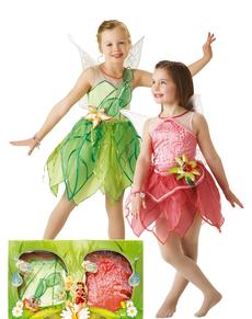 tinkerbell und rosetta kostum fur madchen classic im karton