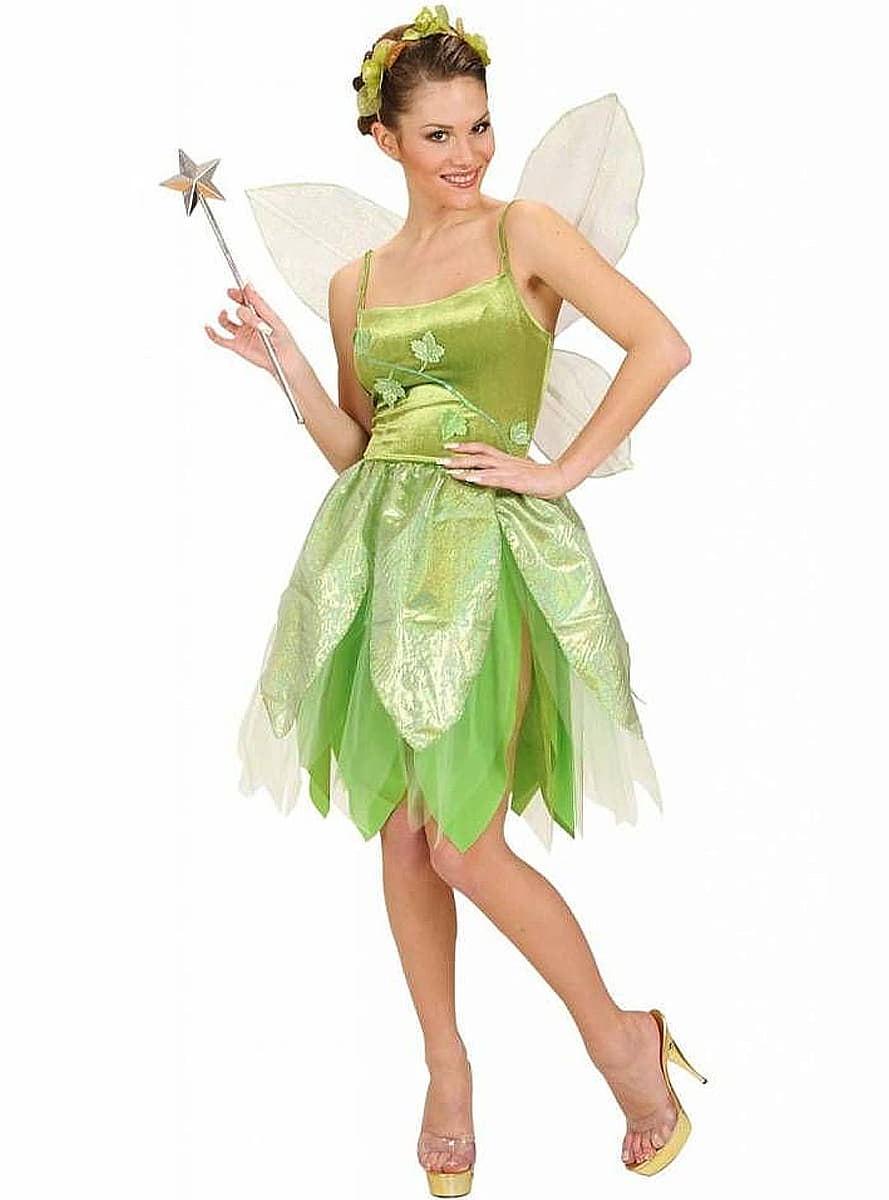 neverland tinkerbell costume for a woman. Black Bedroom Furniture Sets. Home Design Ideas