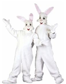 Kanindräkt med öron till vuxen