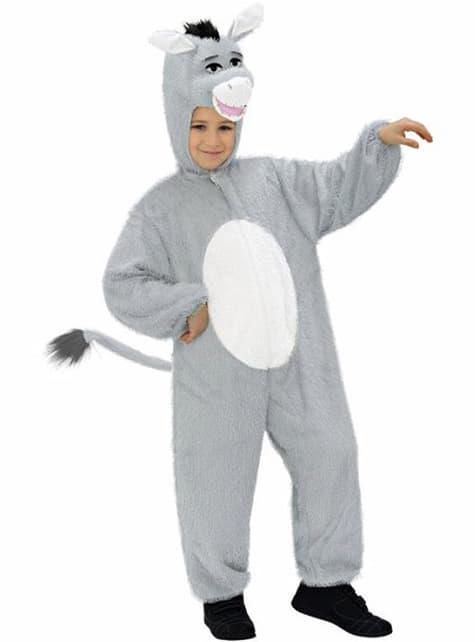 Plišani kostim magarca za dijete