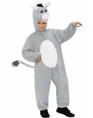 Pluche ezel Kostuum voor kinderen