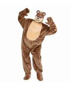 Disfraz de oso de peluche para adulto