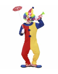 Chlapecke Kostymy Klaunu Detske Cirkusove Kostymy Funidelia